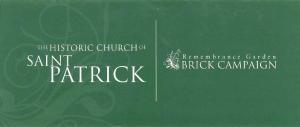 Remeberance Garden Brick Campaign